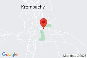 Mapa Hotel Plejsy*** Krompachy